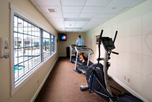 Carlisle-Inn-Sugarcreek-Ohio-Exercise-Room