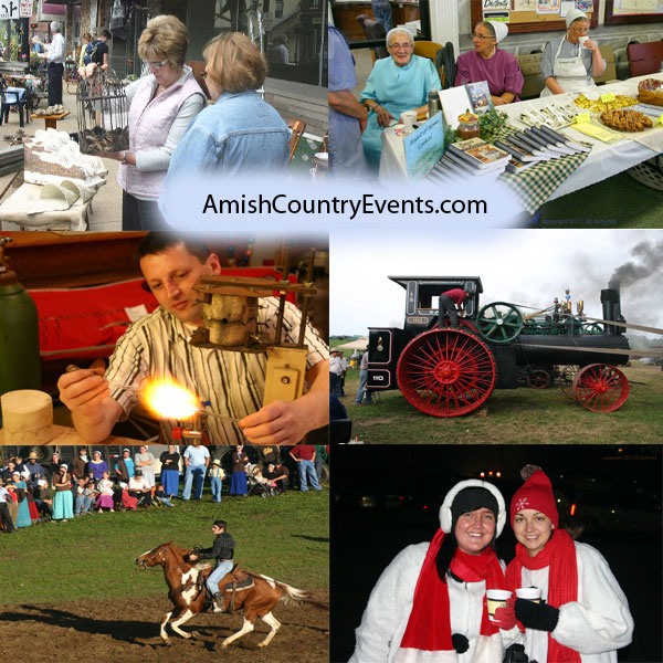 Events ohio amish country stores for Amish country things to do
